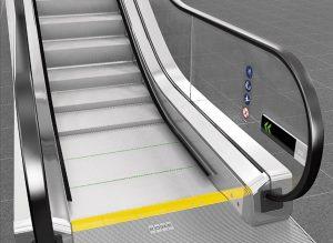 Escalier mecanique